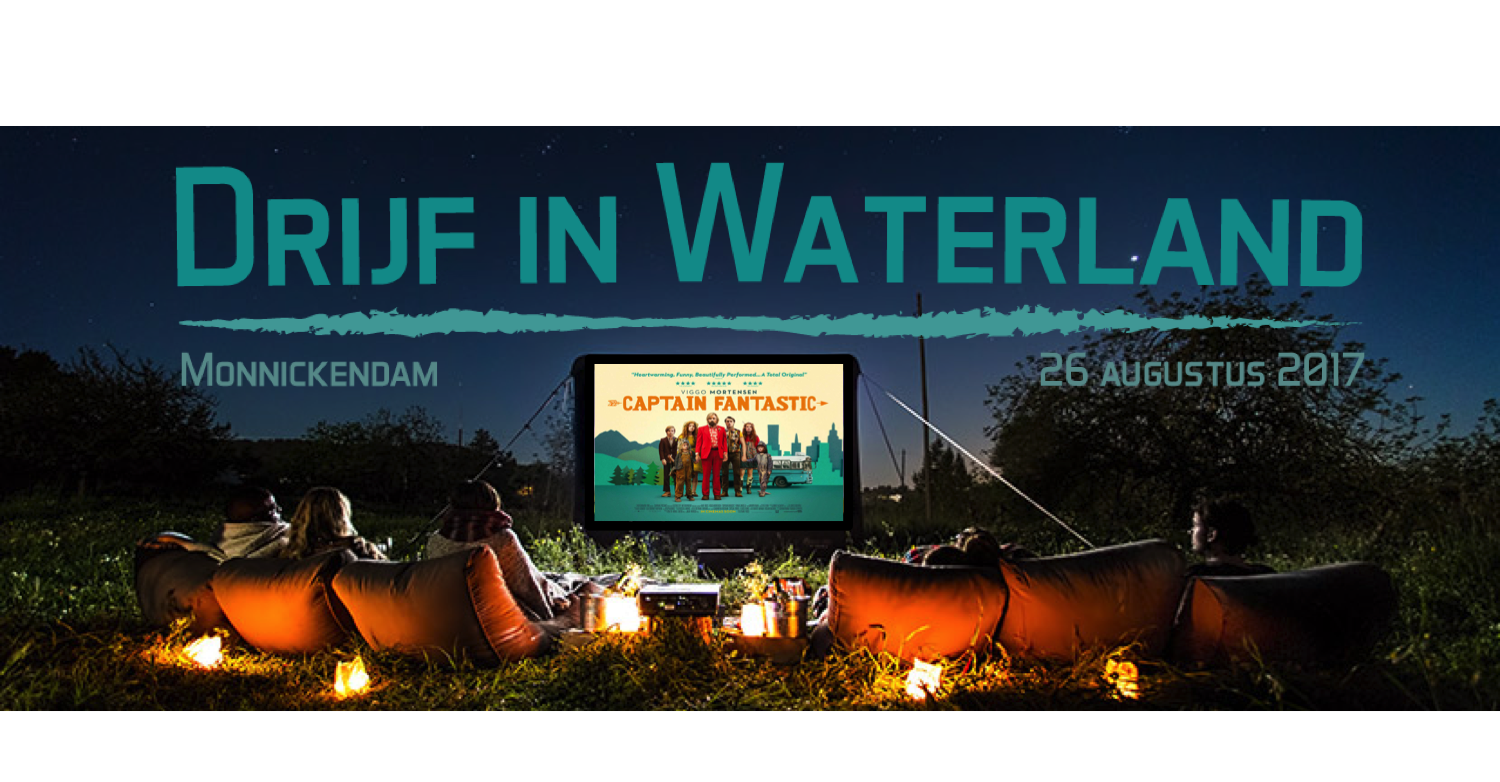 Drijf in Waterland
